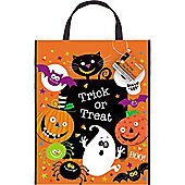 Spooky Smiles Party Trick or Treat Tote Bag (each)