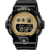 Casio Ladies Resin World Time Watch BG-6900SG-1ER