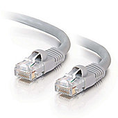 Cables to Go 5m Cat5E 350MHz Snagless Patch Cable Grey