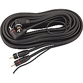 Ground Zero 5.3X 5m RCA Cable
