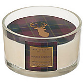 Wax Lyrical Heritage Multiwick Candle