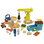 Bob the Builder Mash & Mould Construction Site Playset