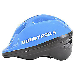 Muddypaws Bike Helmet, Blue Extra Small