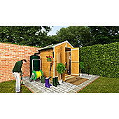 BillyOh 4000 4 x 6 Windowless Tongue & Groove Apex Shed