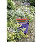 Crocus Flexi Trug - Red
