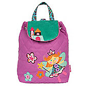 Fairy Signature Quilted Backpack