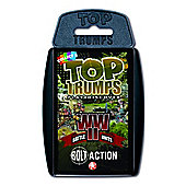 Top Trumps - Bolt Action WWII Battle Units
