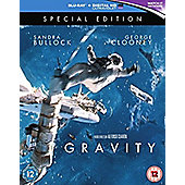 Gravity: Special Edition Blu-ray