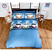Rapport Art Campervan Quilt Set Double