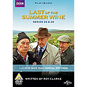 Last of The Summer Wine DVD