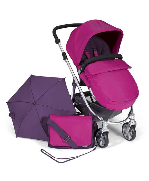 Mamas & Papas - Rubix Package - Fuschia