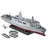 USS New York 1:350 Scale Model Kit - Hobbies