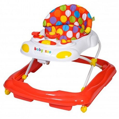 Red Kite Baby Go Round Vroom Baby Walker (Baby Zoo)