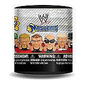 WWE Wrestling Mashems Squishy Mini Figure [1 Random Figure]