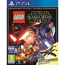 Lego Star Wars:Force Awakens X-Wing PS4