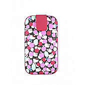 Slip Pouch Cover Pink Apple