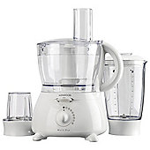 Kenwood Multipro Food Processor, FP691, 900W - White
