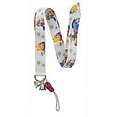 Disney Christmas Lanyard