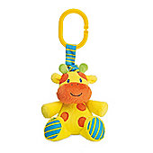 Mothercare Safari Giraffe Rattle and Jiggle