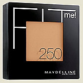 Maybelline Fit Me! Pressed Powder Compact 9g - Sun Beige (250)