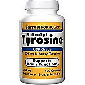 Jarrow N Acetyl Tyrosine 350mg 120 Capsules