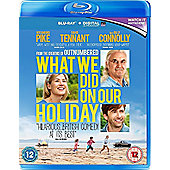 What We Did On Our Holiday (Blu-ray)
