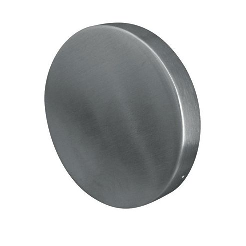 Jedo Satin Stainless Steel 52Mm X 5Mm - Blank Escutcheon Cover Satin Stainless Steel