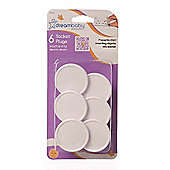 Dreambaby Socket Covers Pack of 6