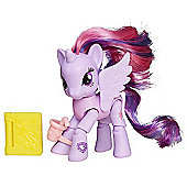 My Little Pony Princess Twilight Sparkle Reading Café Playset