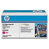 HP 646A Magenta Smart Print Cartridge (Yield 12,500 Pages) for Colour LaserJet Enterprise CM4540mfp Printers