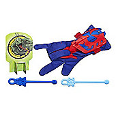 Marvel Ultimate Spider-Man Web Warriors Web Slingers Spider-Man 2099 Blaster