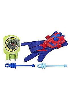 Marvel Ultimate Spider-Man Web Warriors Web Slingers Spider-Man 2099 Blaster