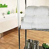 Luxury 600gsm Supreme 100% Egyptian Cotton Towel - White