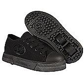 Heelys Pure Black/Black Kids Heely Shoe - Black