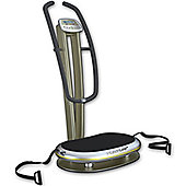 Tunturi V60 Vibration Plate - 25 Stone User Capacity