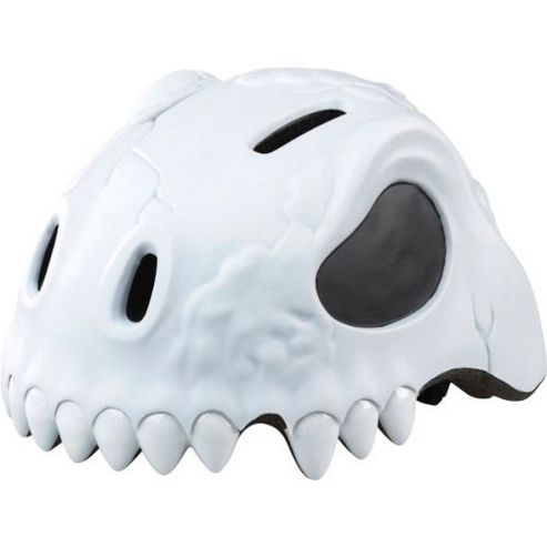 Crazy Stuff Childrens Helmet: Skull S/M.