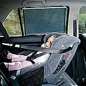 Dreambaby Extra-Wide Adjustable Car Shades Pack of 2