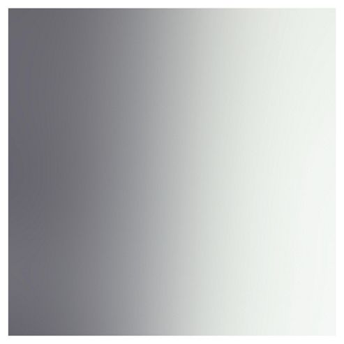 Tesco Silver Foil Christmas Wrapping Paper, 4m