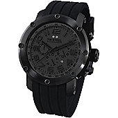 TW Steel Gandeur Tech Mens Silicone Chronograph Watch TW129
