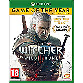 The Witcher 3: Wild Hunt - Game of the Year Edition XboxOne
