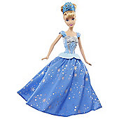 Disney Princess Spin & Sparkle Twirling Skirt Cinderella Doll