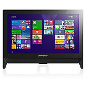 Lenovo C20-05 - F0B30061UK - 19.5 inch Full HD All In One PC AMD E1-7010 4GB 500GB Windows 10