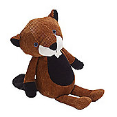 Folksy Foresters Beaver Soft Toy by Manhattan Toy 0m+
