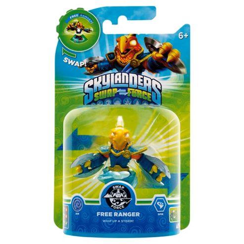 Skylanders Swap Force Character : Free Ranger