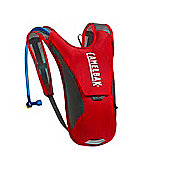 2014 Camelbak 1.5 L Hydrobak Hydration Pack Racing Red/Graphite