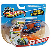 Hot Wheels Stunt Chargers Motorcycle Asst