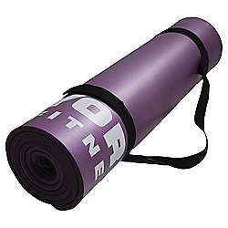 York Fitness Deluxe Exercise Mat, Purple