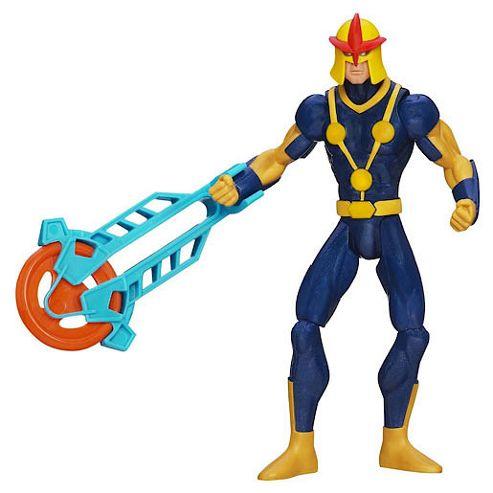 Marvel Ultimate Spider-Man Action Figure - Human Rocket Nova