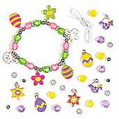 Easter Charm Bracelet Kits (Pack of 3)
