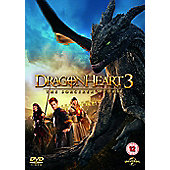 Dragonheart 3 - The Sorcerer's Curse (DVD)